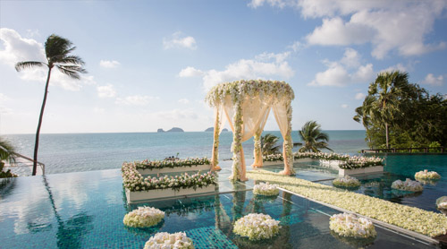 Conrad Koh Samui Wedding Package (20 pax)-7
