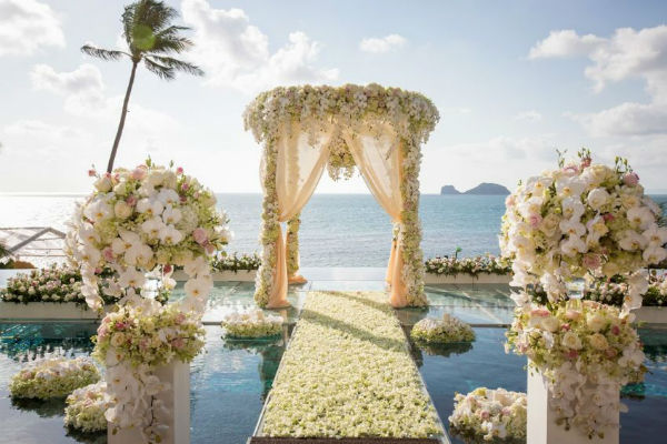 Conrad Koh Samui Wedding Package (20 pax)-2