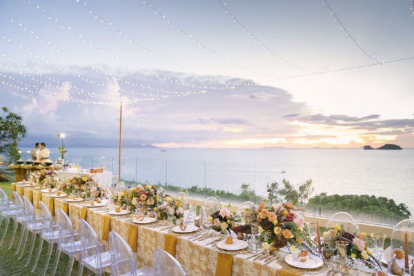 Conrad Koh Samui Wedding Package (20 pax)-4