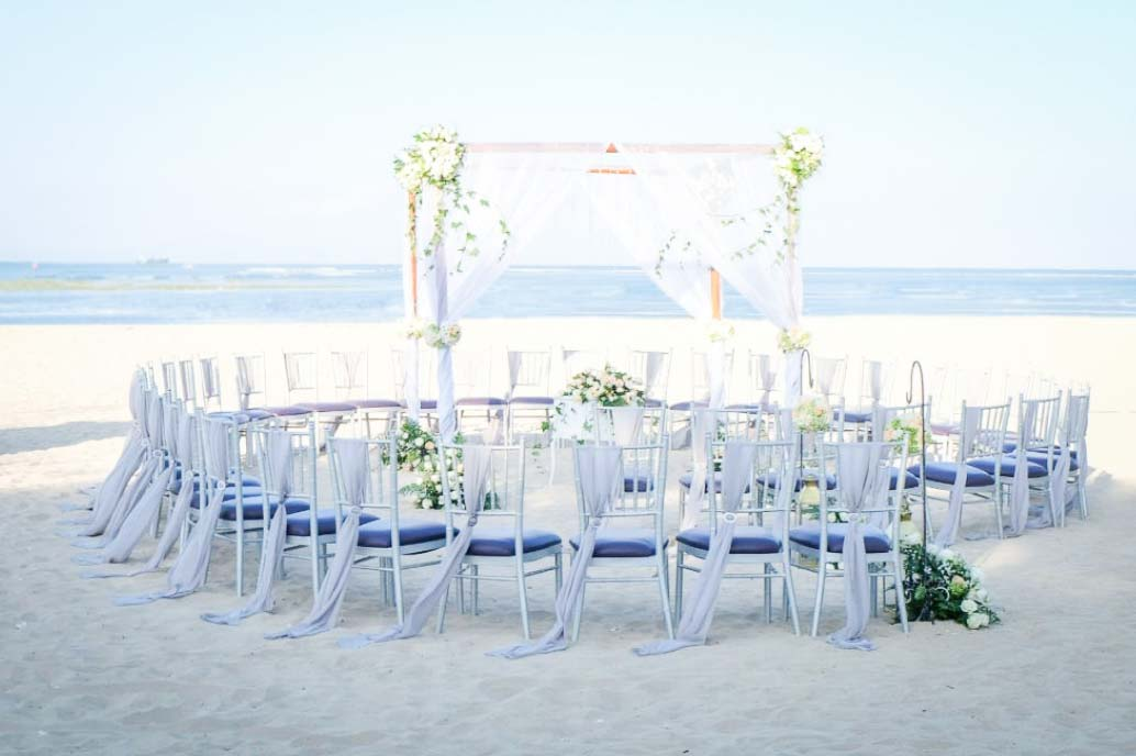 Sakala Resort Beach Wedding Inclusive of 2 Night Stay For Bride & Groom + Photography & Videography