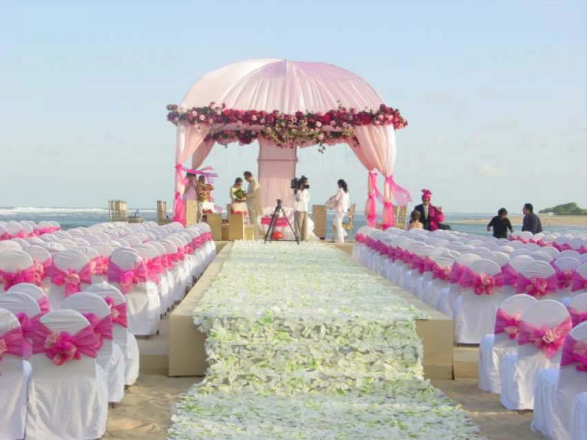 Grand Hyatt Bali Beach All-Inclusive Wedding (20 pax)-10