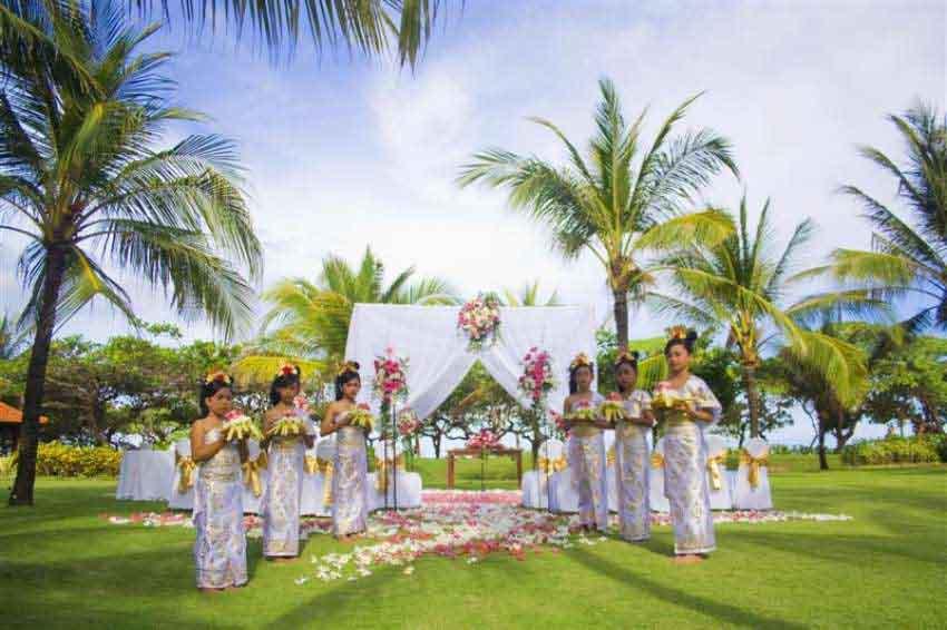 Grand Hyatt Bali All-Inclusive (20 pax)