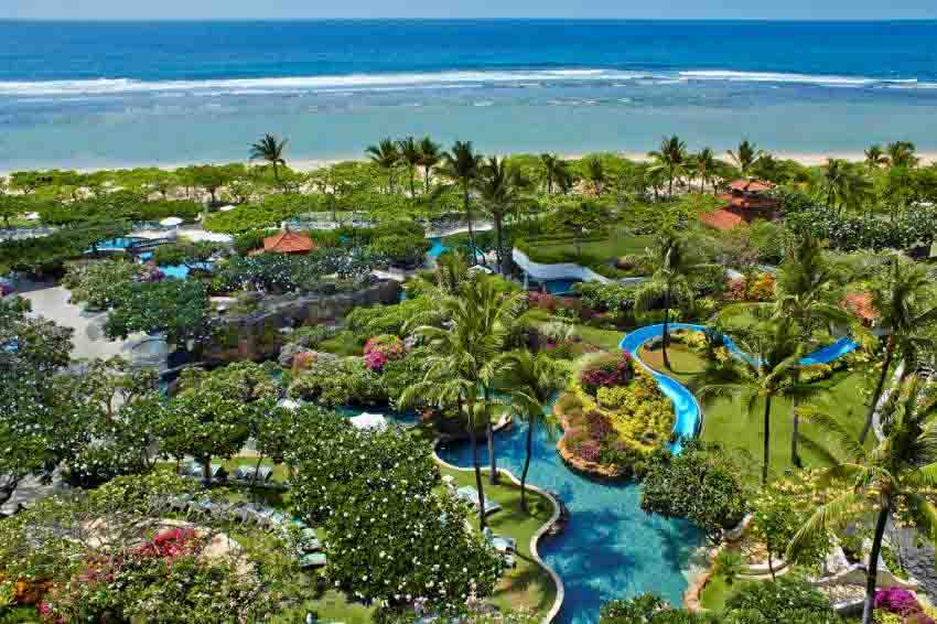 Grand Hyatt Bali Beach All-Inclusive Wedding (20 pax)-15