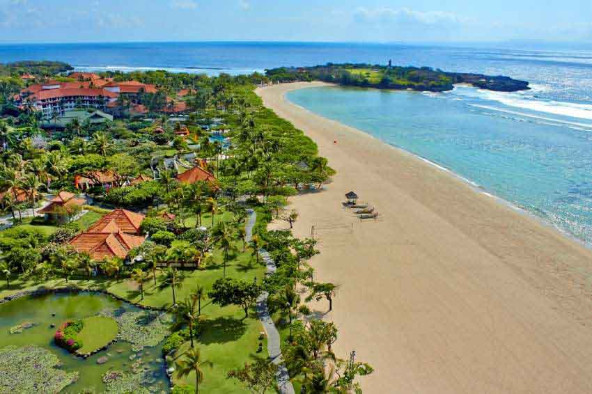 Grand Hyatt Bali Beach All-Inclusive Wedding (20 pax)-1