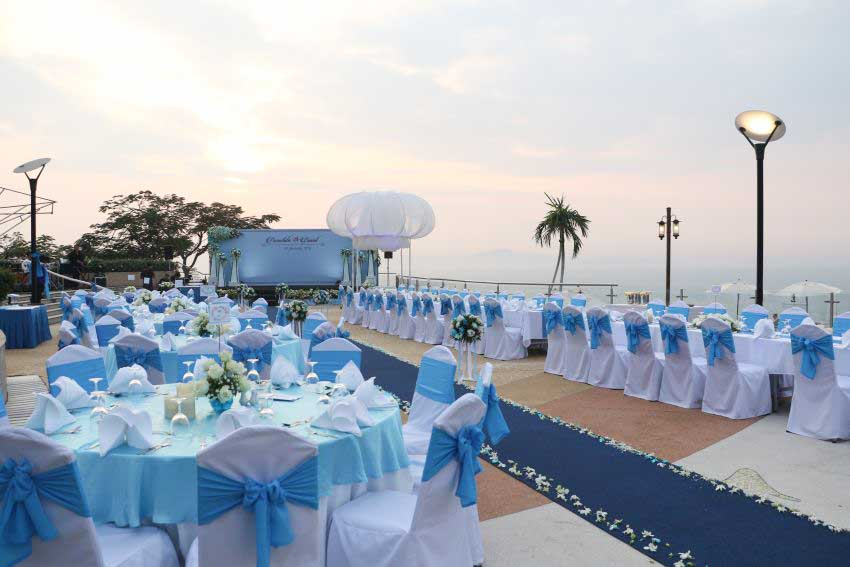 Royal Cliff Hotels Group 婚礼套餐(50人)-3