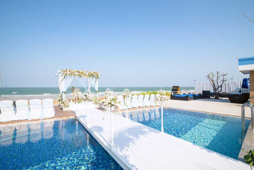 Amari Hua Hin Wedding Package (2 pax)