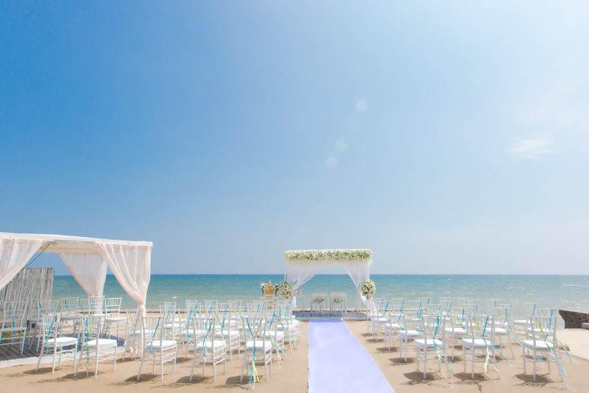 Novotel Hua Hin Cha Am Beach Resort & Spa Wedding Package (30 pax)