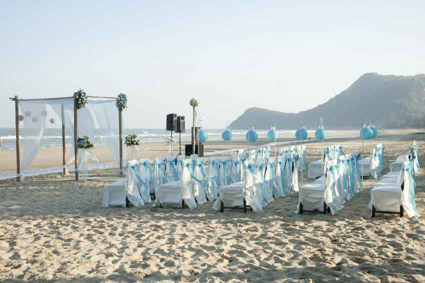 Praseban Resort Wedding Package (40 pax)