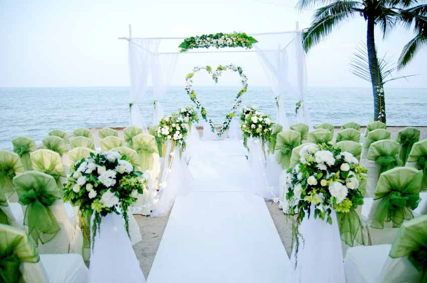 Anantara Hua Hin Wedding Package (40 pax)