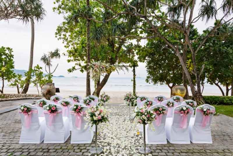 Impiana Resort Patong Wedding Package (30 pax)