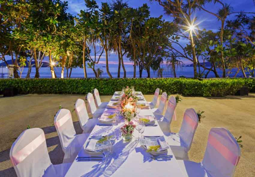 Impiana Resort Patong Wedding Package (30 pax)-8