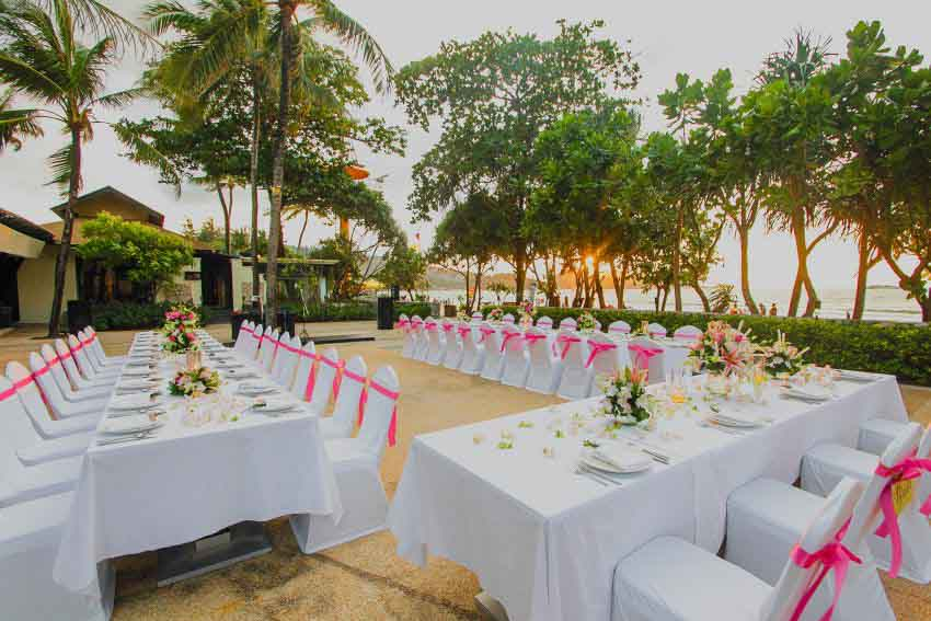 Impiana Resort Patong Wedding Package (30 pax)-5