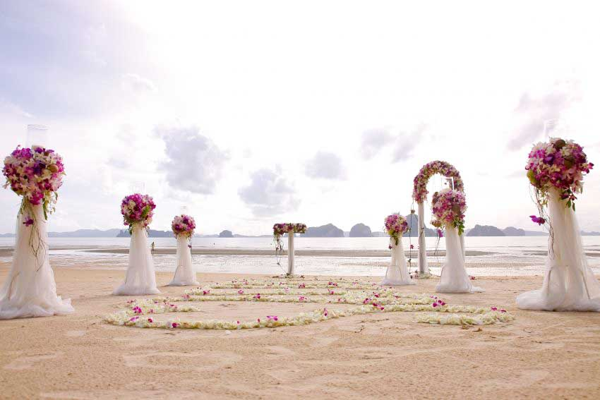 The Tubkaak Krabi Boutique Resort Wedding Package (2 pax)