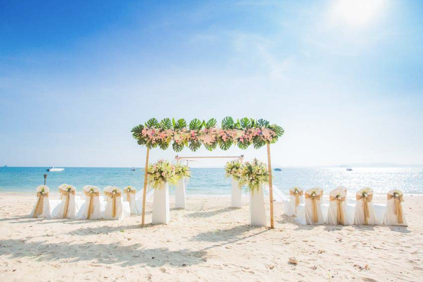 Hotel Sofitel Krabi Phokeethra Wedding Package (2 pax)