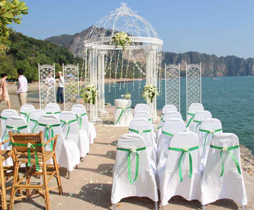 Krabi Resort Thailand Wedding Package (2 pax)