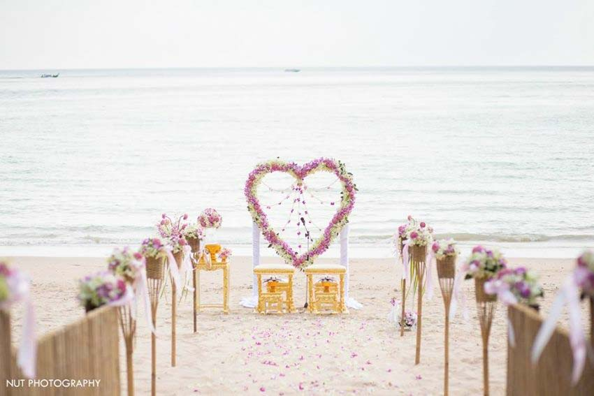 Centara  Grand Beach Resort & Villas Krabi Wedding Package (2 pax)