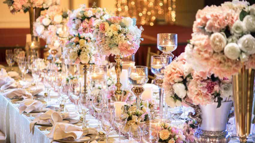 Galaxy Macau Wedding Package (10 pax)
