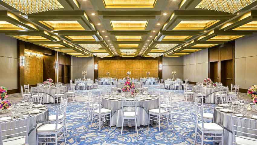 The St. Regis Macao, Cotai Central  (10 pax)