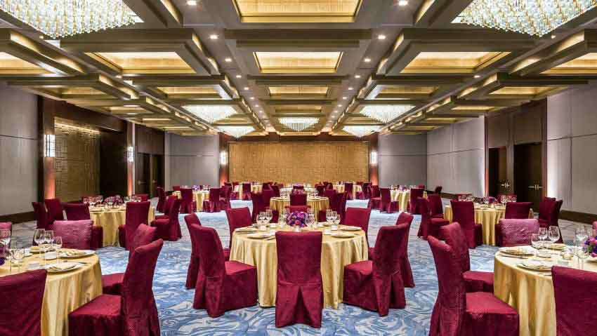 The St. Regis Macao, Cotai Central  (10 pax)-1