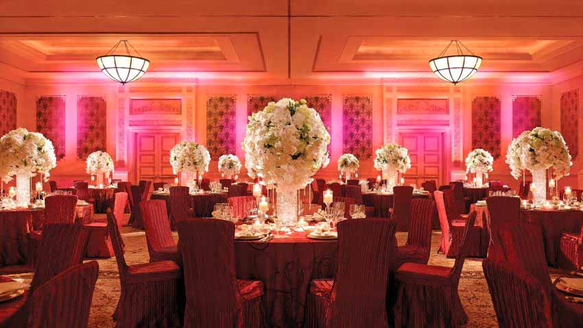 Sheraton Grand Macao Hotel, Cotai Central Wedding Package (10 pax)