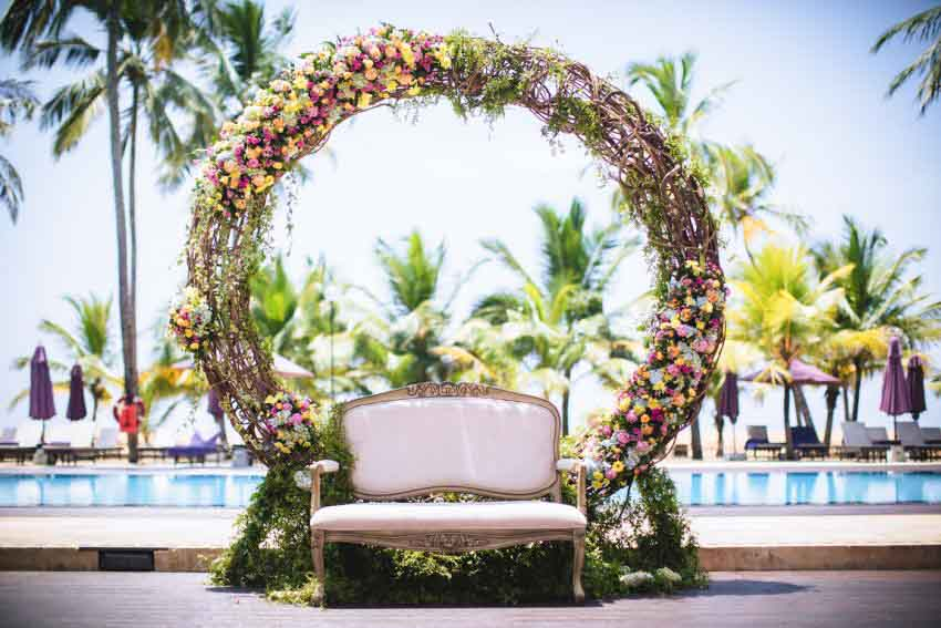 Avani Kalutara Resort Wedding Package (10 pax)