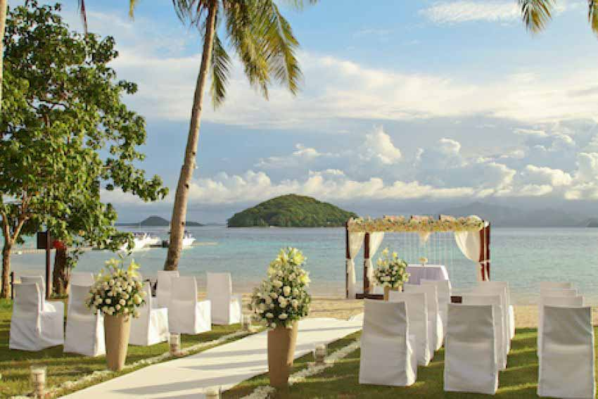 Two Seasons Boracay Wedding Package (40 pax)