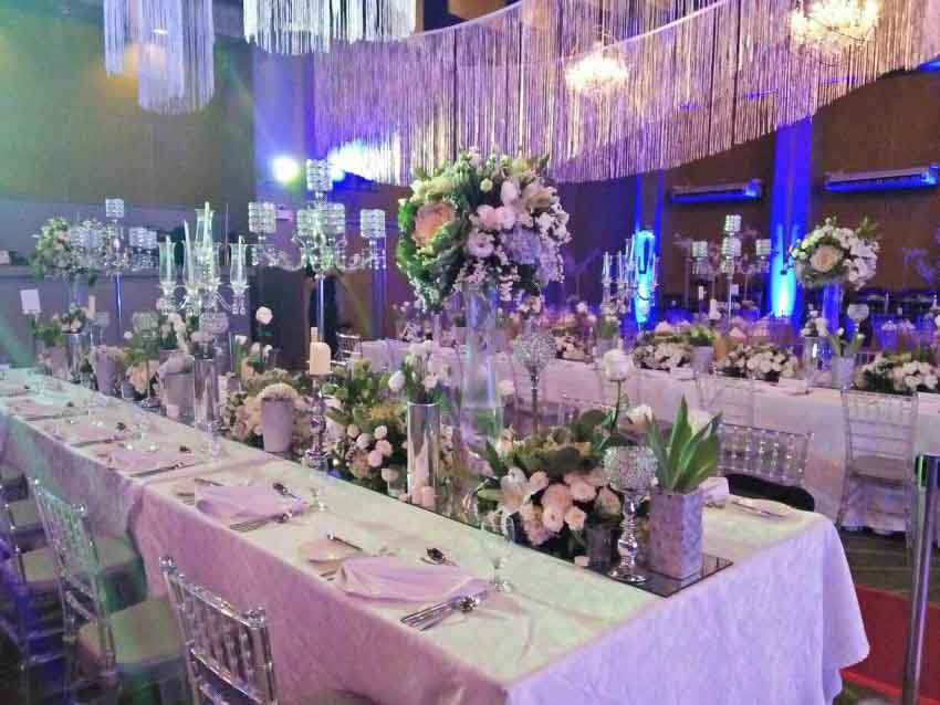 Chardonnay By Astoria Wedding Package (50 pax)