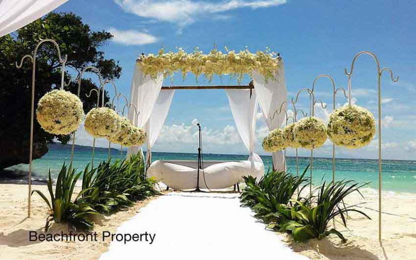 Fairways & Bluewater Boracay Wedding Package (70 pax)