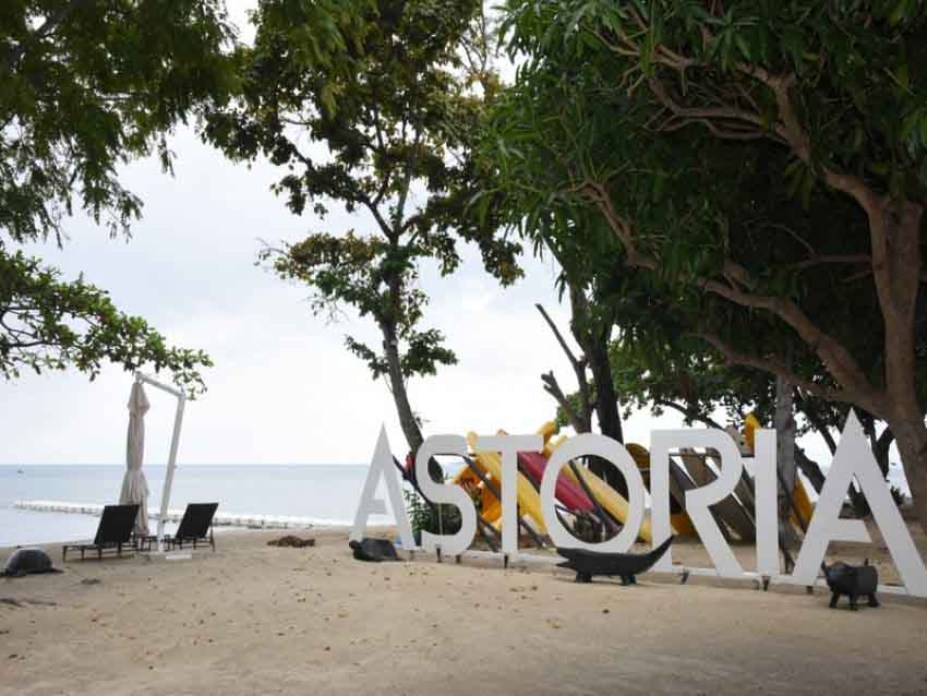 Astoria Palawan Wedding Package (40 pax)
