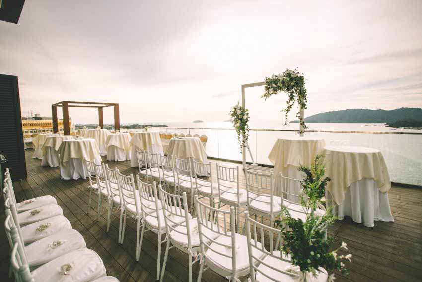 Grandis Hotels And Resorts Wedding Package (20 pax)