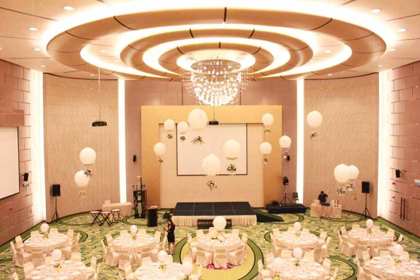 The Gardens - A St Giles Signature Hotel & Residences Kuala Lumpur Wedding Package (10 pax)