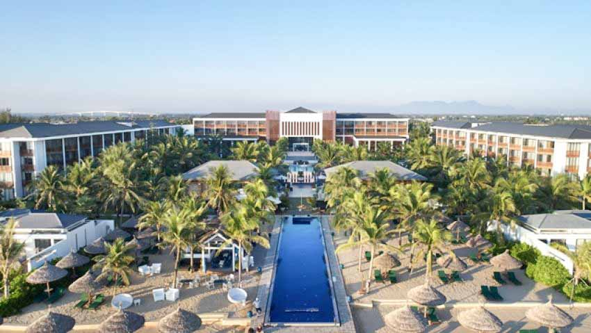 Sunrise Premium Resort & Spa Hoi An  (20 pax)