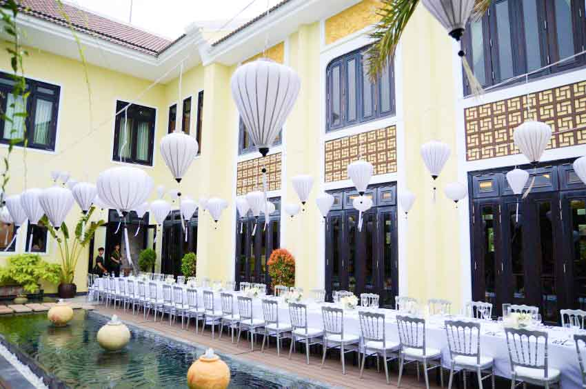 Koi Resort & Spa Hoi An Wedding Package (20 pax)
