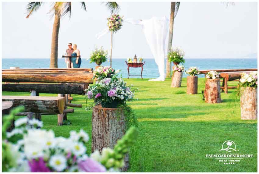 Palm Garden Resort Wedding Package (30 pax)