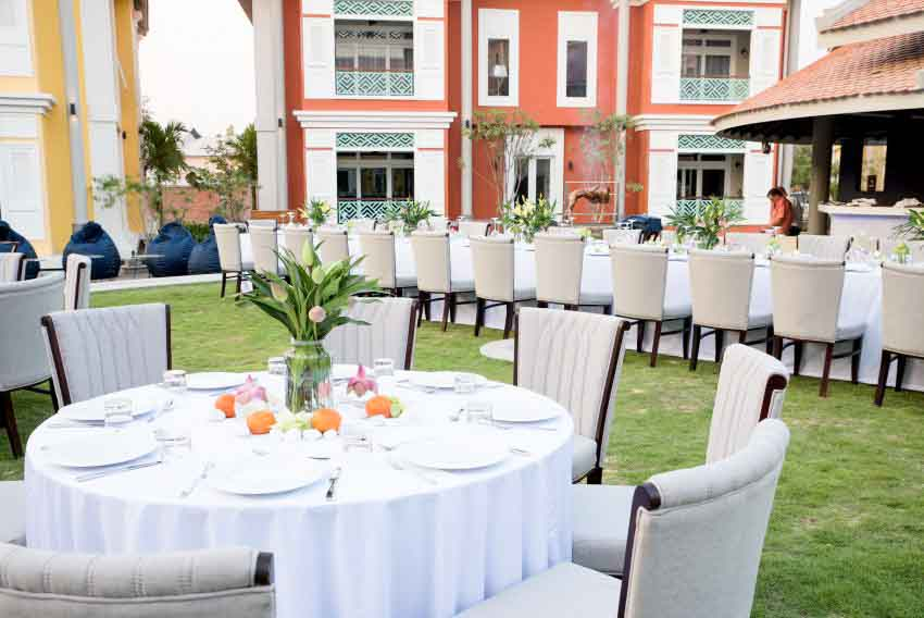 Memoire Palace Resort And Spa Wedding Package (50 pax)