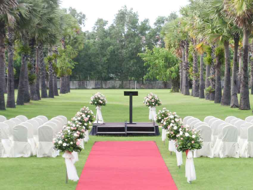 Le Méridien Angkor Wedding Package (50 pax)