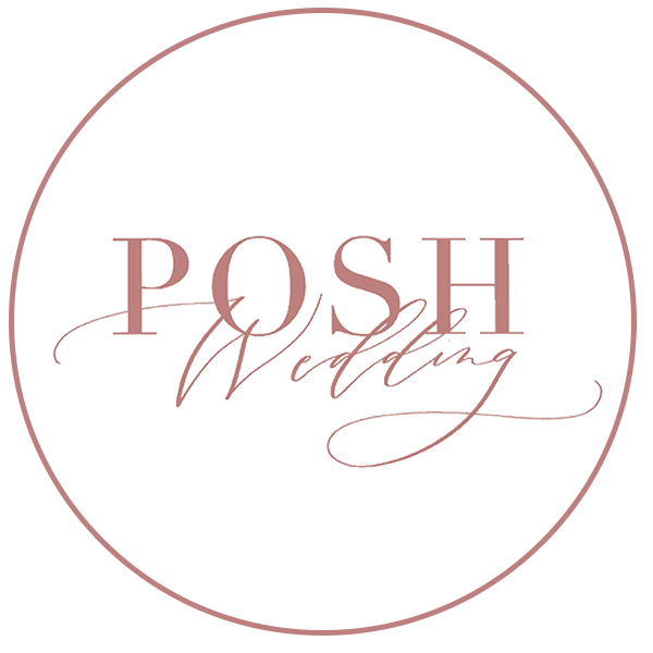 POSH WEDDING - Company Logo