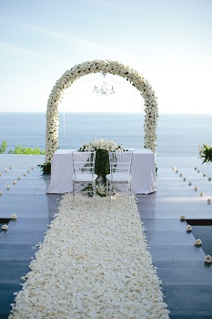 Bali Exotic Wedding