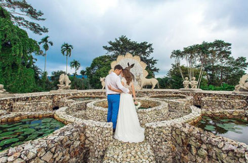 Unforgettable All-Inclusive 3 Night Villa Wedding