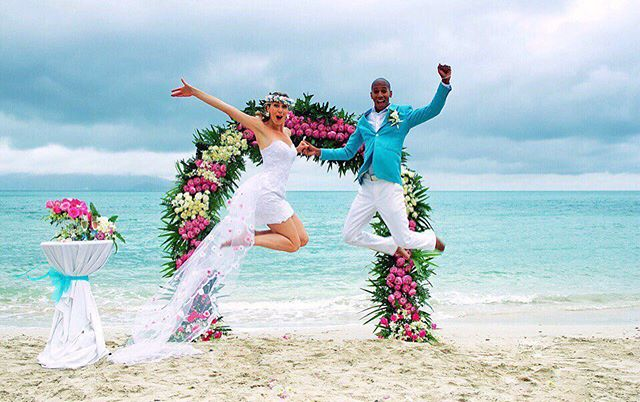 Picturesque All-Inclusive Koh Samui Wedding with Champagne-5