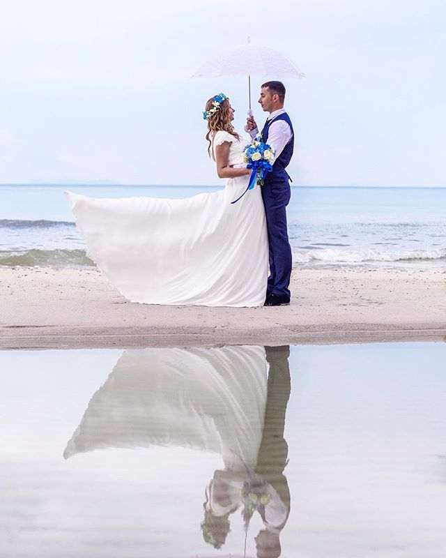 Picturesque All-Inclusive Koh Samui Wedding with Champagne-10