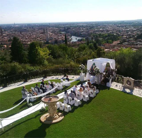 All-Inclusive Verona, Italy Dream  (40 pax)
