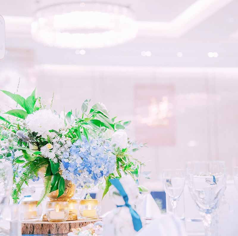 Full Service Wedding Planning From Beginning to End (over 300 pax)