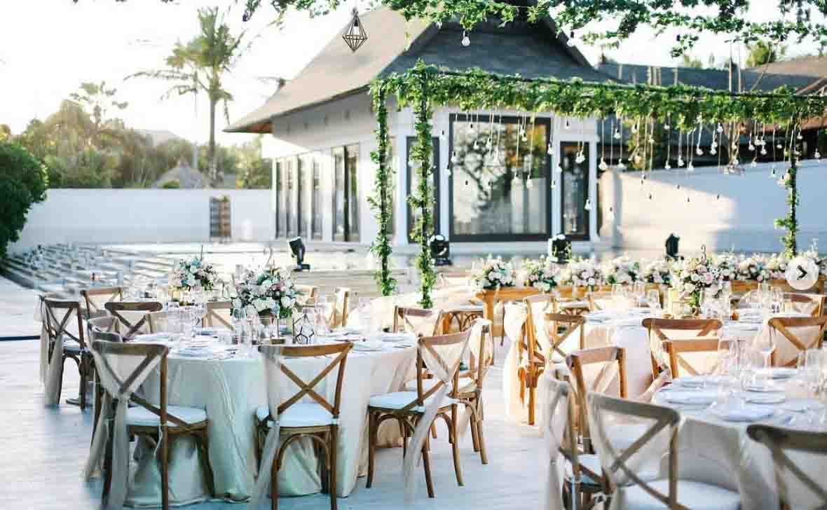 Full Service 300 pax Wedding Planning From Beginning to End