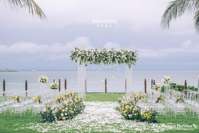 Vietnam Full Service over 300 pax Wedding Planning From Beginning to End-55