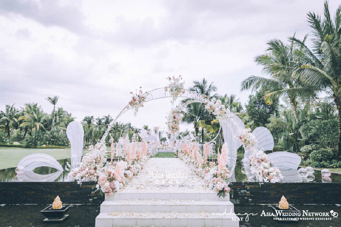 Vietnam Full Service over 300 pax Wedding Planning From Beginning to End-41