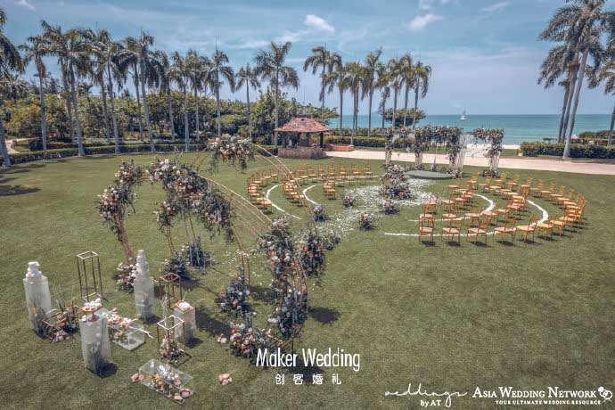 Vietnam Full Service over 300 pax Wedding Planning From Beginning to End-47