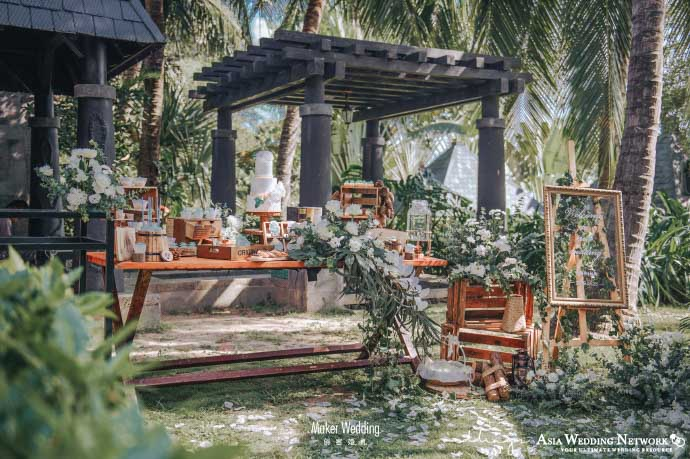 Vietnam Full Service over 300 pax Wedding Planning From Beginning to End-39